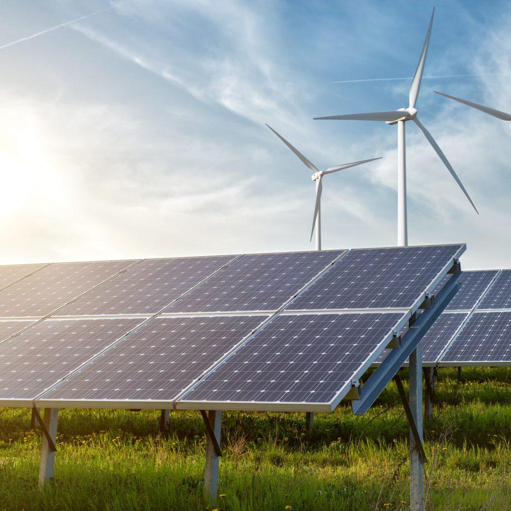 energie, zonnepanelen